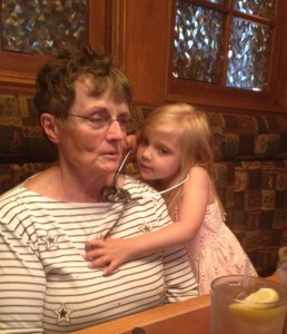 Maddie and Grandma #3